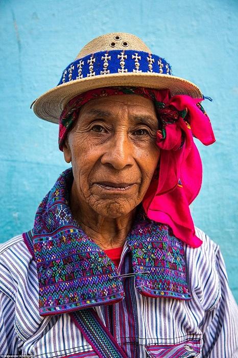 Народ Мам проживает на западе Гватемалы и является одним из потомков древних Майя.