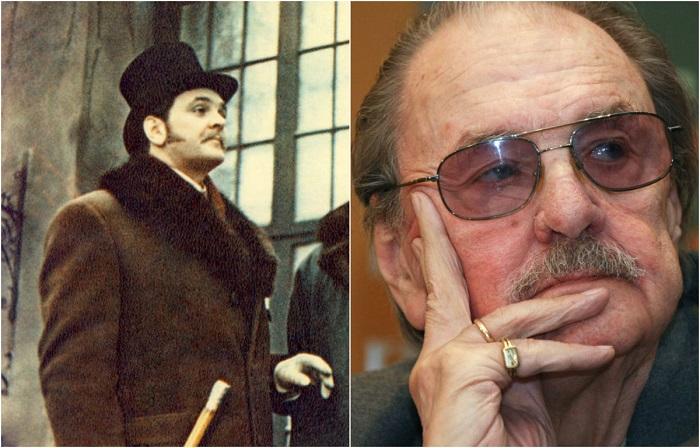 Брата Анны Карениной сыграл знаменитый советский актер Юрий Васильевич, на счету которого огромное количество ролей в театре и кино.