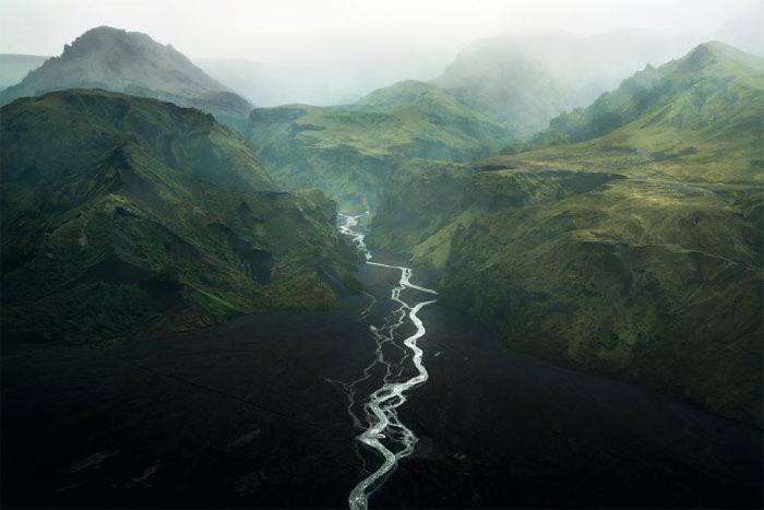 Категория «У кромки воды», автор снимка – польский фотограф Витольд Зиомек (Witold Ziomek).