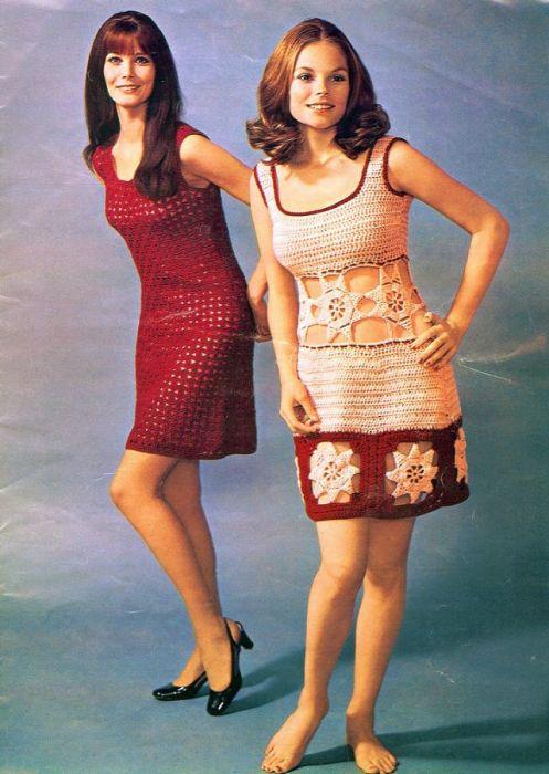 Стильные платья для теплых дней.
