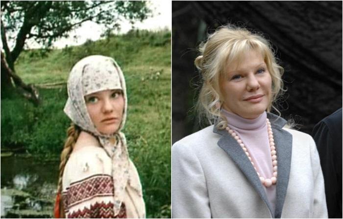 На роль дворовой девушки Фимки была утверждена юная актриса Александра Марковна.