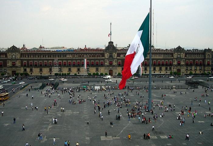 Крупнейшая площадь в мире.