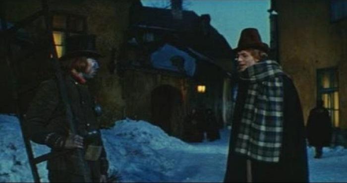 Экранизацию сказки снимали в Таллине.