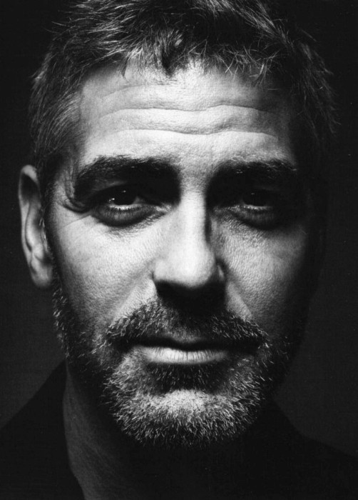 Американский актёр, режиссёр, продюсер и сценарист Джордж Клуни.