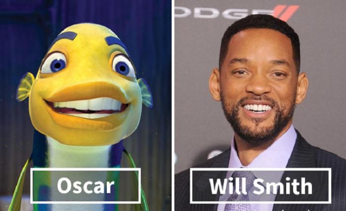 Оскар - Уилл Смитт (Will Smith).