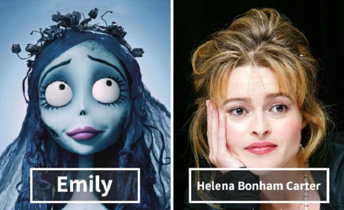 Эмили - Хелена Бонэм Картер (Helena Bonham Carter).
