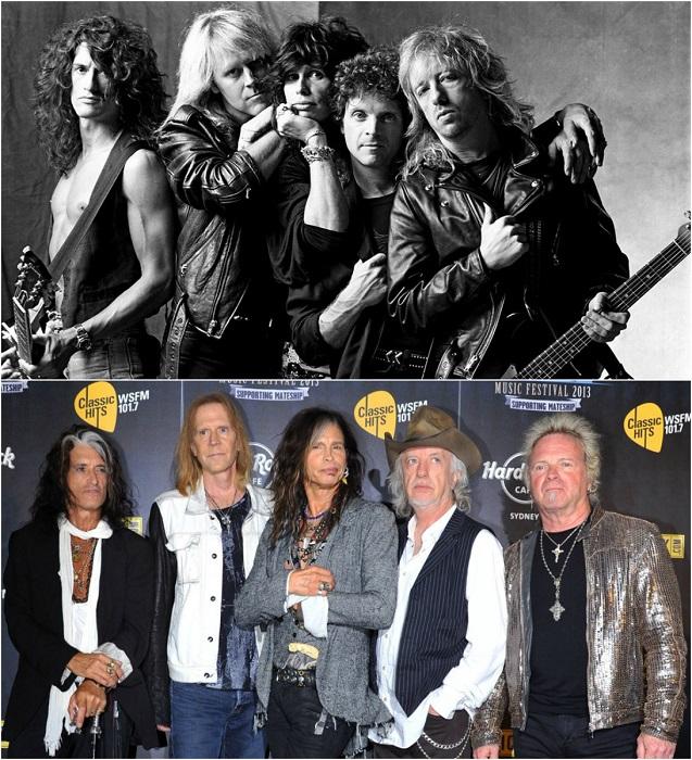 «Плохие парни из Бостона» начали свою карьеру в 1970 году и сделали колоссальный вклад в развитие музыки.