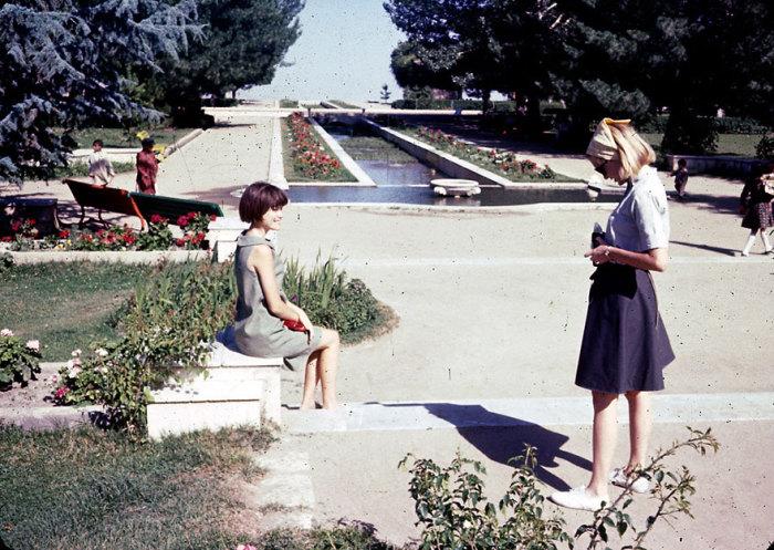 Сады Пагман — популярное место отдыха кабульцев.