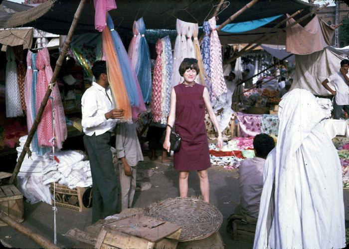 Поход по рынкам Кабула.