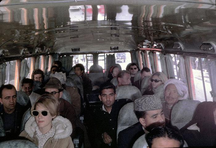 Поездка на автобусе достопримечательностями Кабула.