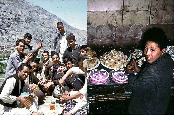 Мирный Афганистан.