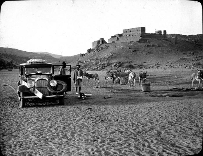 Форт Тесалит находится в северо-восточной части Мали.