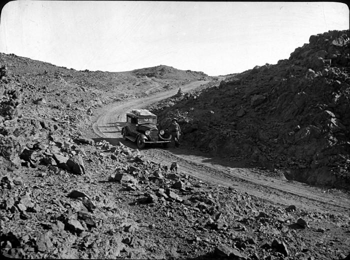 Дорога в Марокко.
