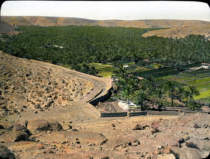 Древний город и столица Алжира.
