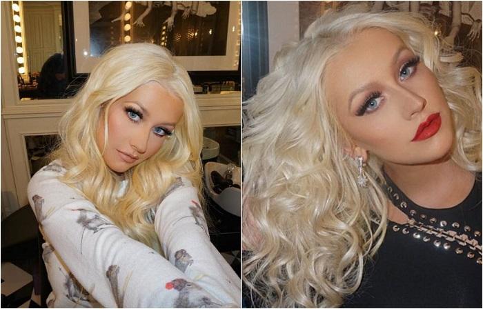Самая голосистая блондинка планеты с детства мечтавшая стать певицей.