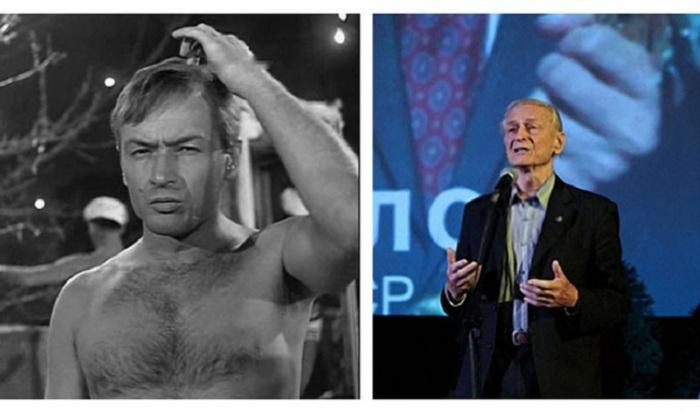 Народный артист РСФСР, советский и российский актер театра и кино, музыкант и поэт.