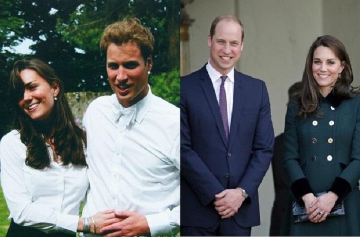 Трогательные снимки герцога и герцогини Кембриджских.