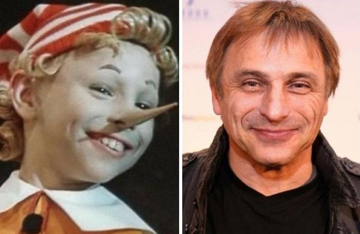 Дети-актеры стали взрослыми.