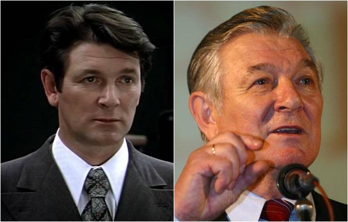 Актёр театра и кино, заслуженный деятель культуры Польши, снялся более чем в ста кинофильмах и телесериалах.
