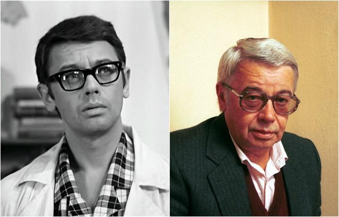Один из самых известных актеров в истории советского кинематографа, за свою жизнь он исполнил огромное количество самых разных ролей.