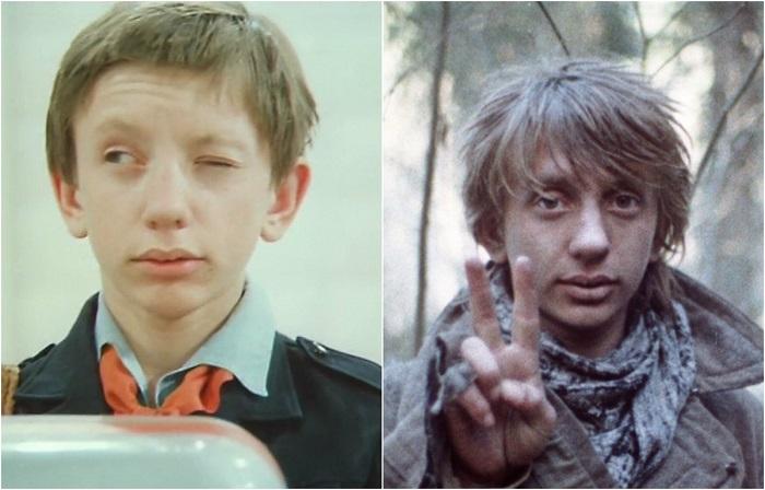 Советский актер стал известным после съемок в детском фантастическом фильме «Гостья из будущего», где он сыграл роль Коли Герасимова.