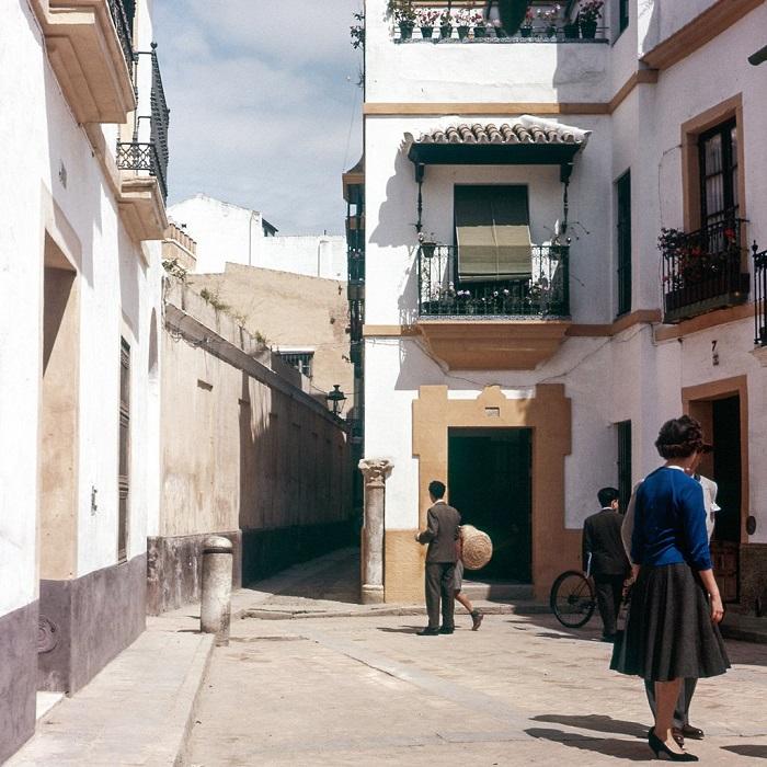 Старая часть города представляют собой запутанный лабиринт.