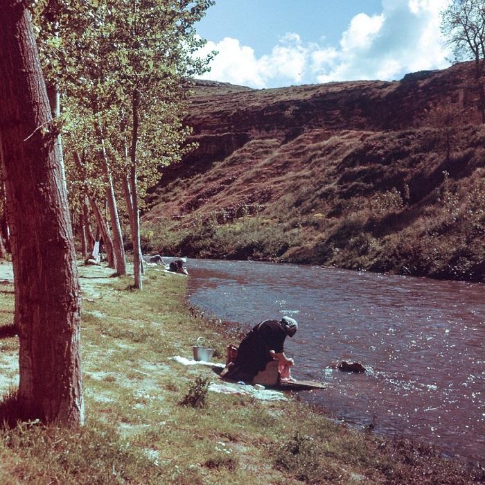 Испанские реки не так полноводны и летом превращаются в небольшие ручейки или вовсе пересыхают.