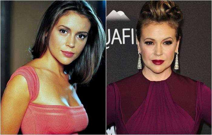 Одна из успешных американских актрис телесериалов 90-х получила признание зрителей после роли девушки-ведьмы в сериале «Зачарованные».