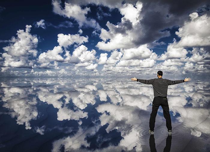 Иногда мечты сбываются, надо только верить.
