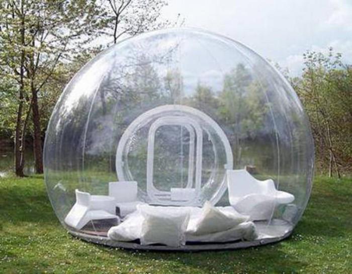 Палатка пузырь используется для отдыха на природе, проведения рекламных мероприятий...