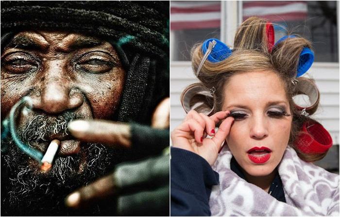 Вдохновляющие работы лучших уличных фотографов.