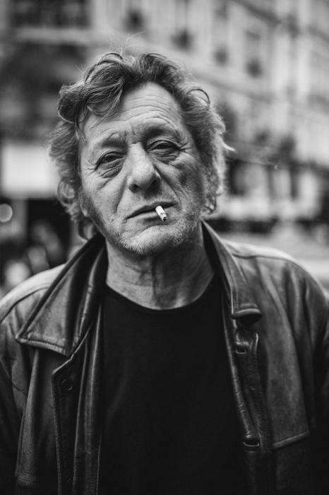 100-й снимок из проекта «356 парижан».