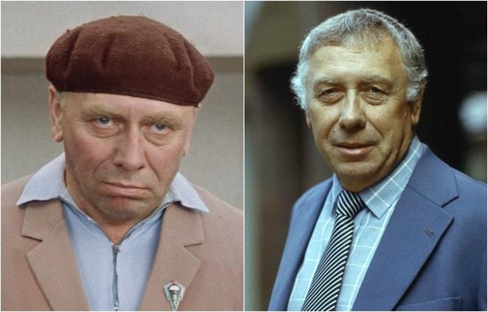 Выдающийся советский актёр театра и кино вдохновлял зрителей своим оптимизмом и лучезарной улыбкой.