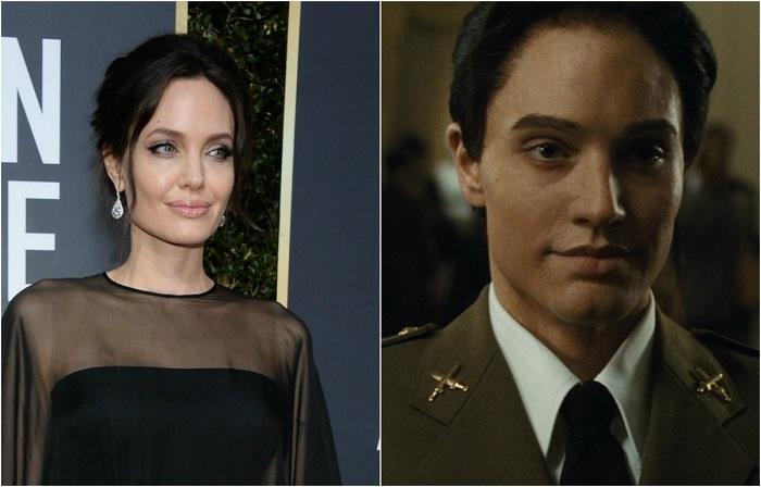 Анджелина Джоли в роли мужчины в фильме «Солт» - стилистам удалось сделать настолько реалистичный грим, что перед нами оказался вполне симпатичный мужчина.