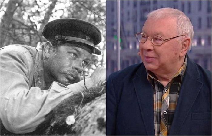 Советский и российский киноактер, прославившийся в начале творческого пути исполнением главной роли Федота Васкова в военной картине «А зори здесь тихие».