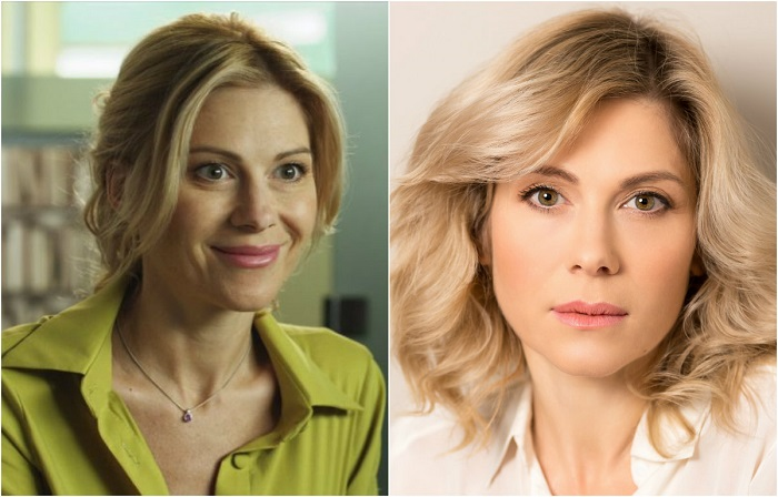 Актриса театра и кино знакома телезрителям по роли Дарьи Пироговой из комедийного сериала «Кто в доме хозяин?», также известна как звезда мелодрам и мюзиклов.