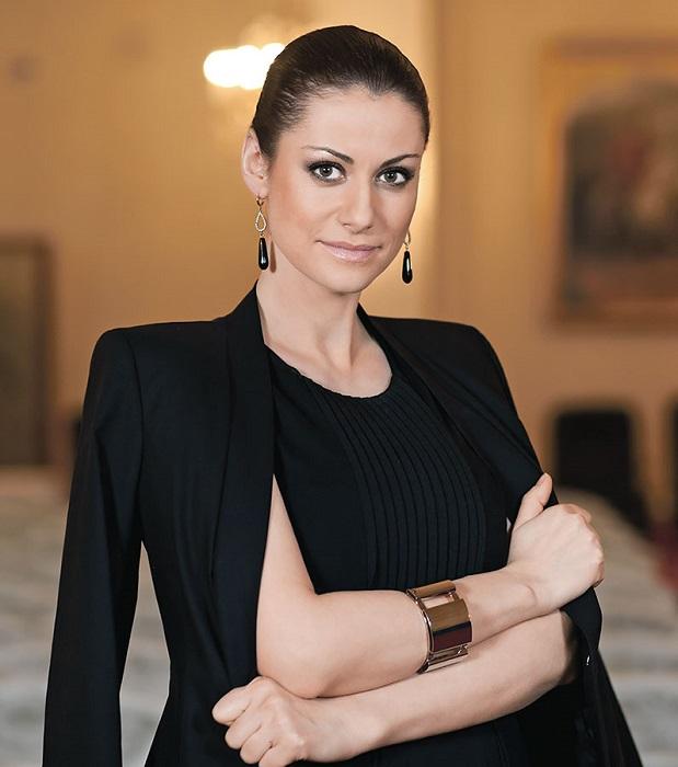 Широкую известность получила благодаря ролям в фильмах и сериалах «Адмиралъ», «Тайны следствия», «Мастер и Маргарита». /Фото: teleprogramma.pro