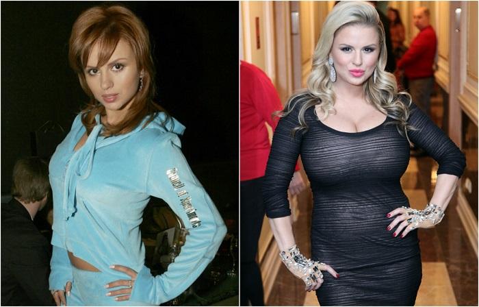 Анна Григорьевна Семенович — российская фигуристка, актриса, телеведущая и эстрадная певица.
