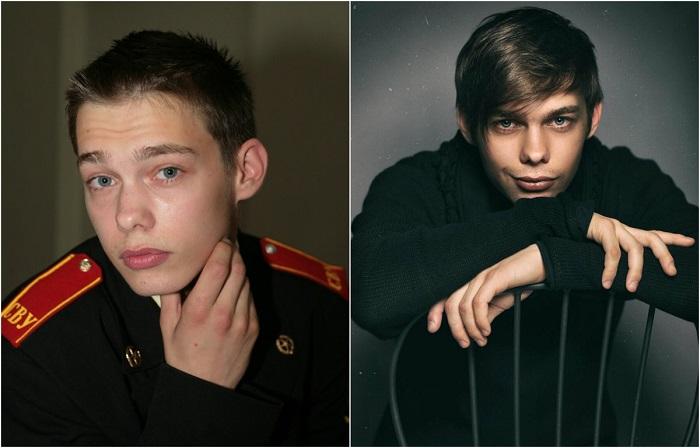 Актера полюбили зрители всех возрастных категорий, после того, как он снялся в роли кадета Ильи Сухомлина из сериала «Кадетство».