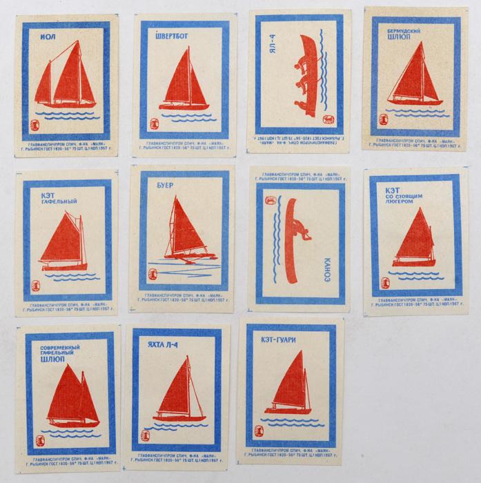 Прогулочно-спортивные суда, которые поучили широкую популярность у яхтсменов.