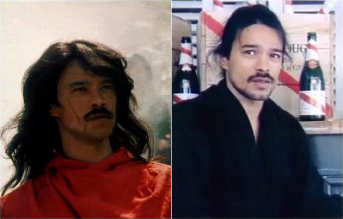 Актер, известный ролями в фильмах «Америкэн-бой», «Духи ада», «Фучжоу».
