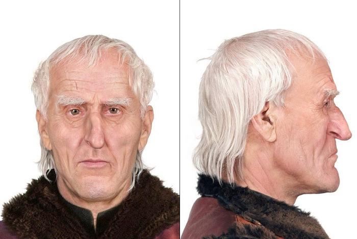 Реконструкция лица творца средневековой гелиоцентрической картины мира.