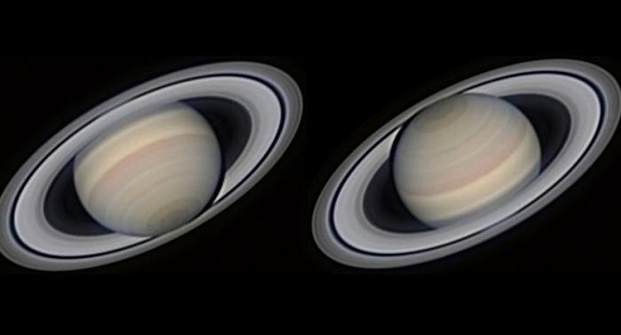 Вторая по величине планета Солнечной системы.