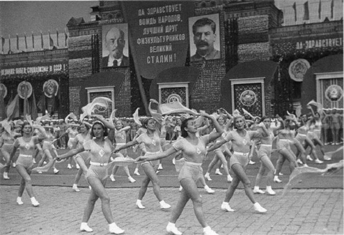 Москва, 1938 год. Фотограф Э. Евзерихина.