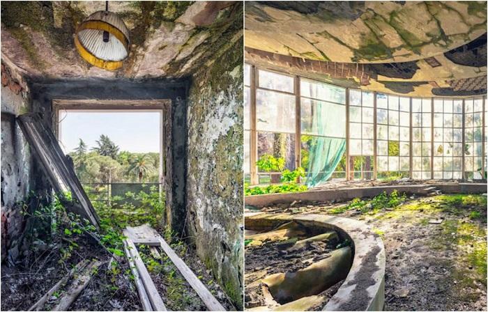 Заброшенные здания, которые хранят историю.