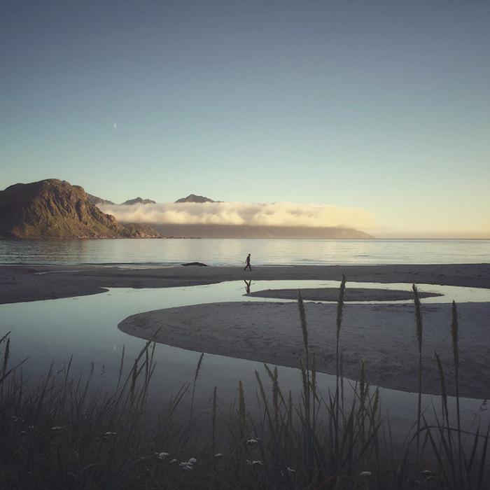 Победитель в номинации «Пейзаж» и автор фотографии: (Mariko Klug) Марико Клуг.