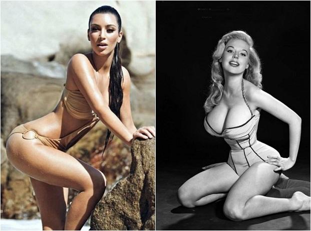 Стандарты идеального женского тела.