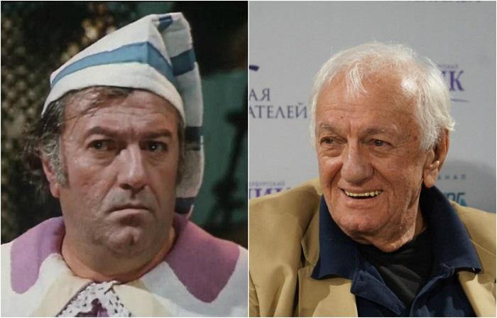Заслуженный артист Грузинской ССР, работал на грузинском телевидении, сыграл множество ролей в кино.