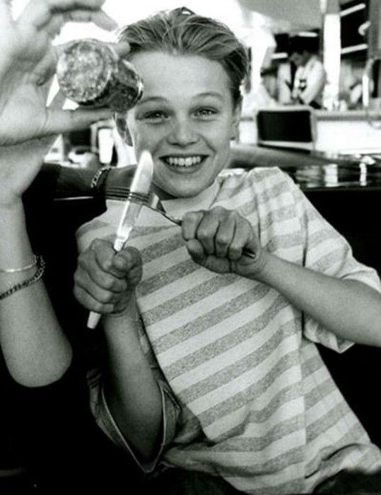 Юный Лео всегда был задорным и взбалмошным».