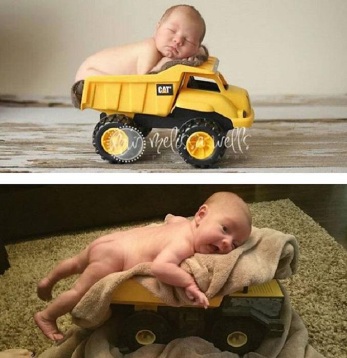 Водители бывают ооооочень разные....